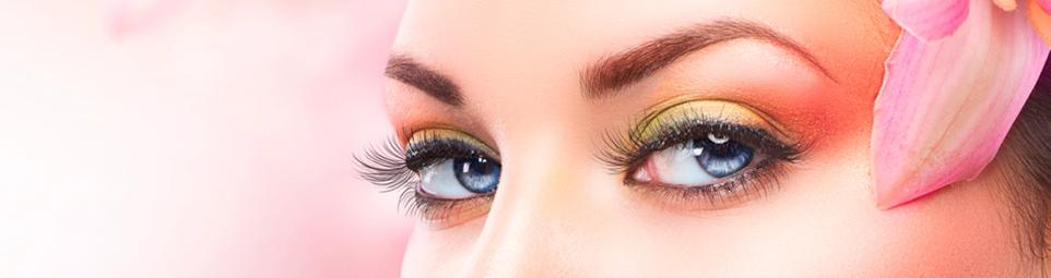 Lentes de contato coloridas com grau para hipermetropia