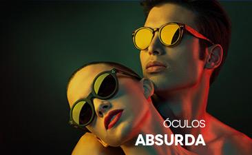 Óculos Absurda - NewLentes