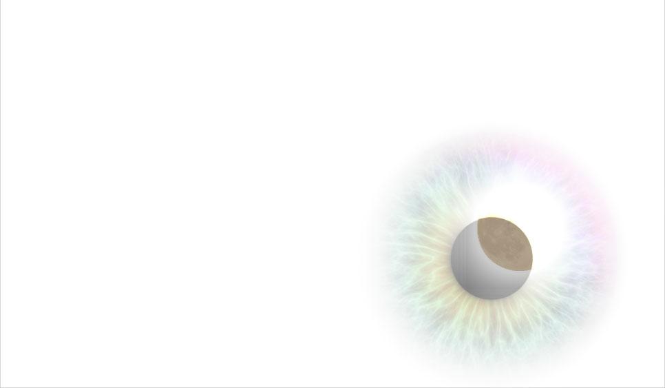 Lentes de Contato Colorida Lunare