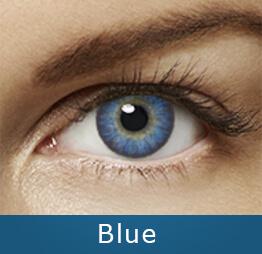 Lentes de contato Air Optix Colors Azul