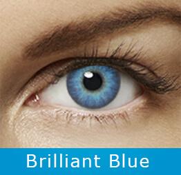 Lentes de contato Air Optix Colors Azul Brilhante