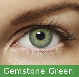Lentes de contato Air Optix Colors Gemstone Green