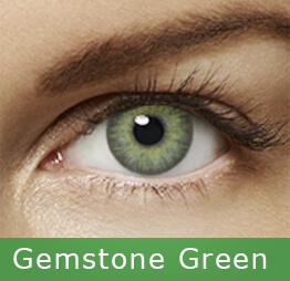 Lentes de contato Air Optix Colors Gemstone Green