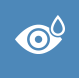 Ícone hidratação para lentes de contato