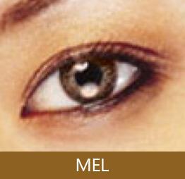 Lentes de Contato Coloridas - EXPRESSIONS COLORS Mel