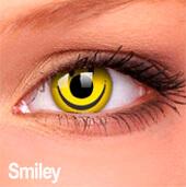 Lentes de contato Impressions Cores Especiais Smiley