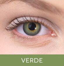Lentes de contato coloridas Impressions Colors Verde