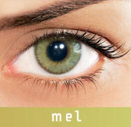 Lentes de Contato Coloridas Solflex Natural Colors Mel