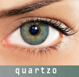 Lentes de Contato Coloridas Solflex Natural Colors Quartzo