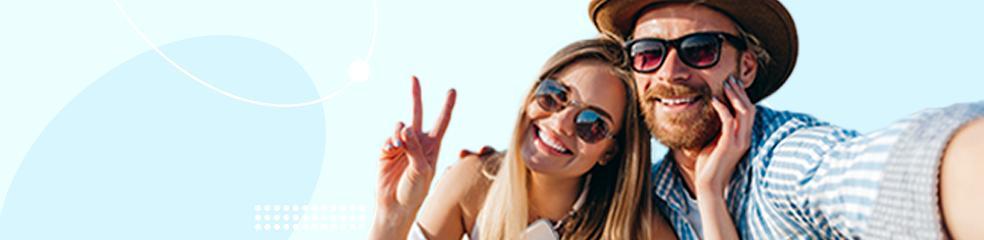 Óculo de Sol - NewLentes