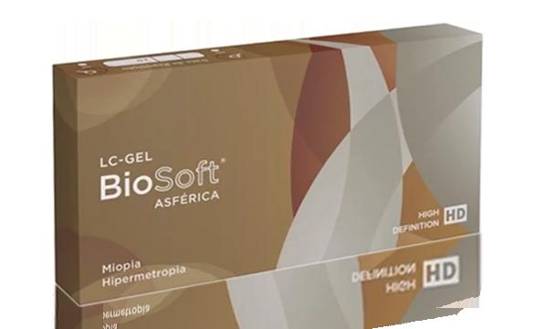 Lentes de contato Biosoft