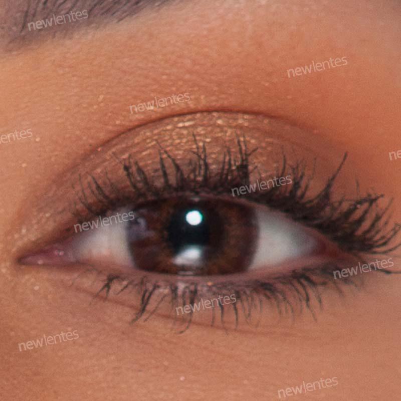 Lentes de Contato Colorida Air Optix Colors Brown