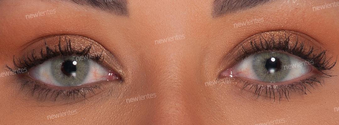 Lentes de Contato Colorida Natural Vision Diamante Beauty
