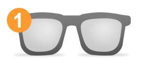 Óculos de Sol Proteção UV