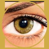 LLentes de Contato Colorida Natural Look