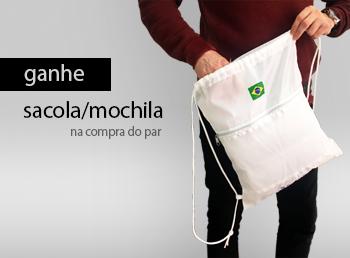 Promoção Ganhe Sacola / Mochila Solotica