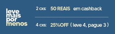 Promoção Acuvue Cashback + 25%