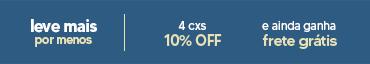 Promoção Coopervision - 4cxs ganha 10%