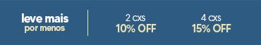 Promoção Coopervision - 2cxs 10% e 4cxs 15%